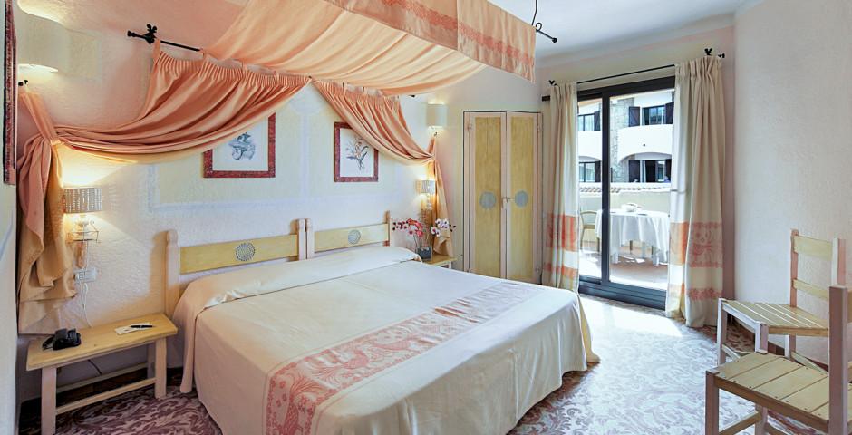 Doppelzimmer - Grand Hotel Smeraldo Beach