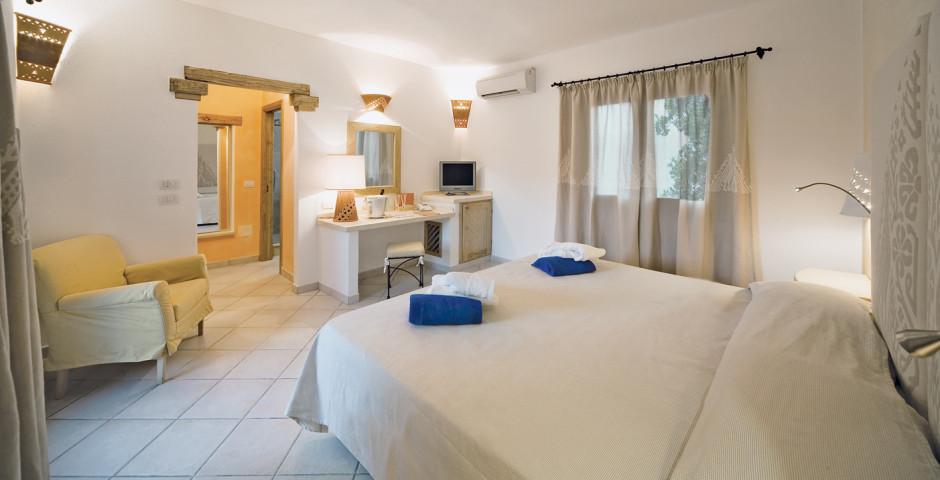 Hotel Le Sabine - Doppelzimmer Deluxe - Resort & SPA Le Dune