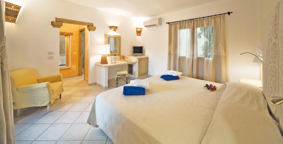 Hotel La Sabine - Chambre double Deluxe - Resort & SPA Le Dune