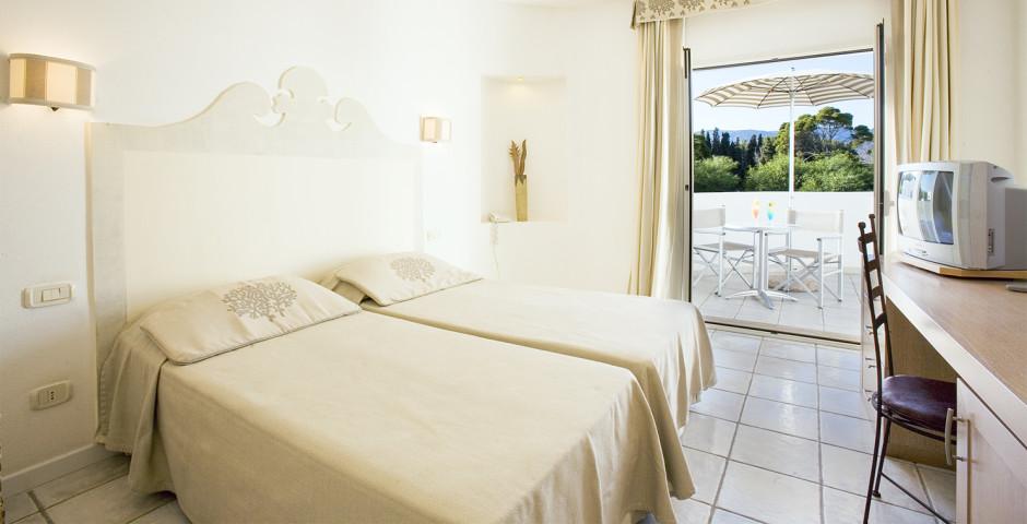 DoppelzimmerDeluxe INidi - Hotel Flamingo