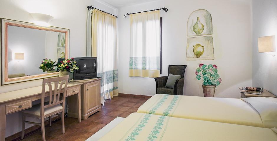 Doppelzimmer - Hotel Flamingo