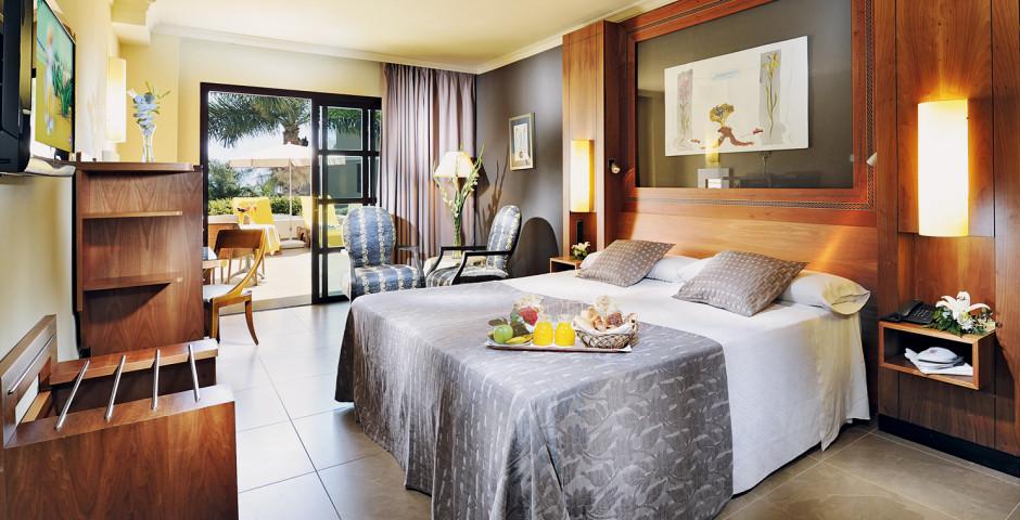 Doppelzimmer Comfort Gartensicht - Adrián Hoteles Jardines de Nivaria