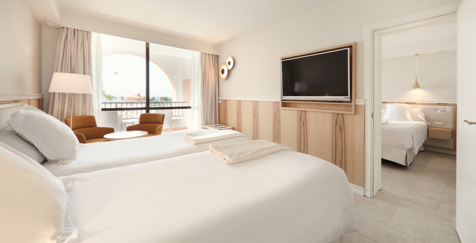 Doppelzimmer Interconnected - Iberostar Anthelia