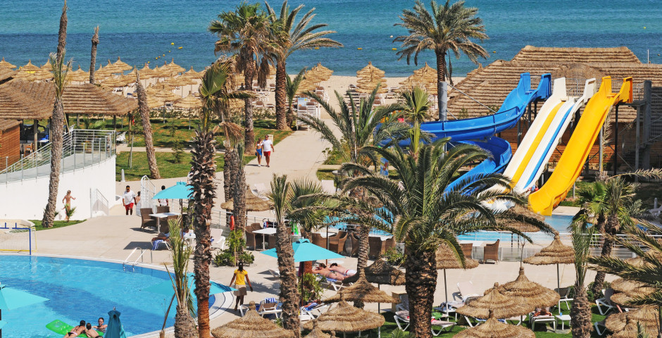 Vincci Nozha Beach Hammamet