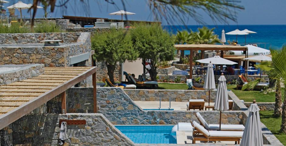ikaros beach luxury resort spa kreta hotelplan. Black Bedroom Furniture Sets. Home Design Ideas