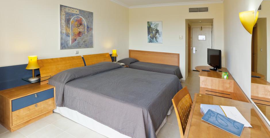 Chambre double Guest Room Superior vue parc