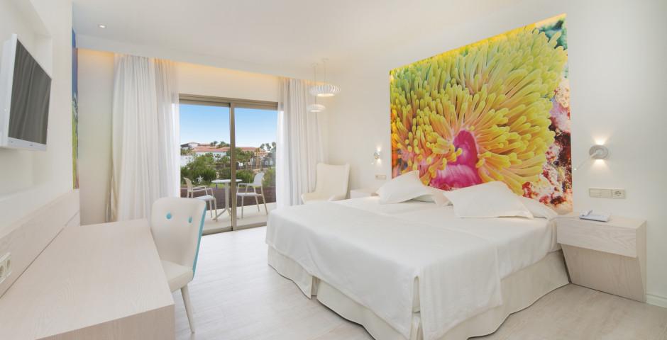 DoppelzimmerDeluxe - Iberostar Playa Gaviotas Park