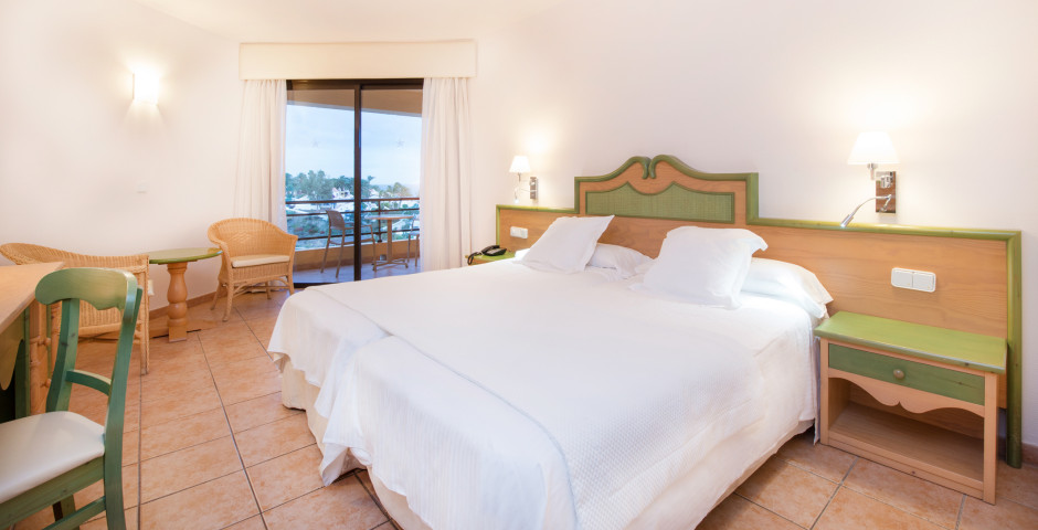 Doppelzimmer Meersicht - Iberostar Playa Gaviotas