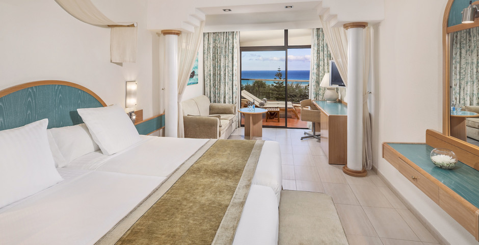 Doppelzimmer Meersicht - Meliá Fuerteventura (ex. Meliá Gorriones)