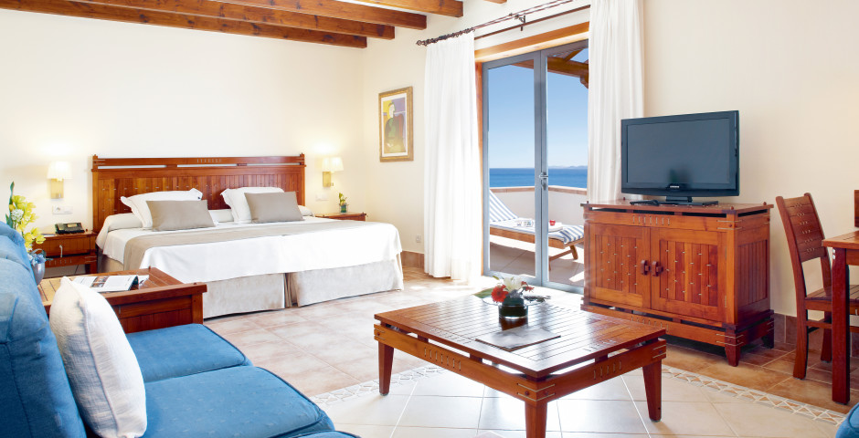 Doppelzimmer Superior - Princesa Yaiza Suite Hotel Resort
