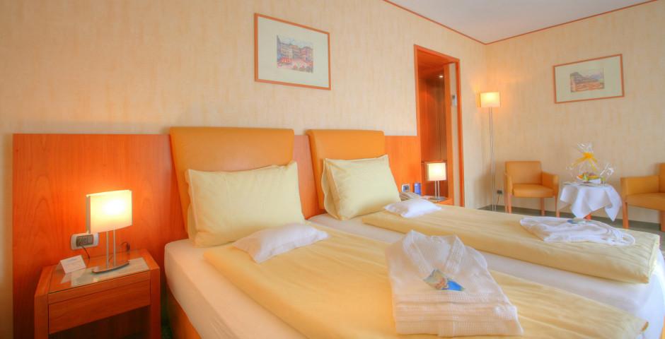 Chambre double - Hôtel Delfino