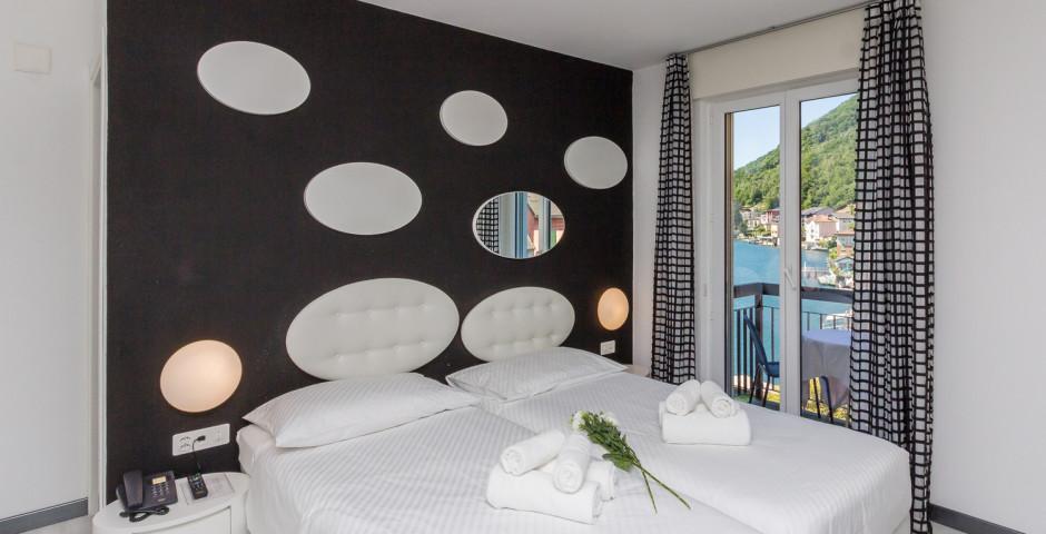Doppelzimmer - Seehotel Riviera