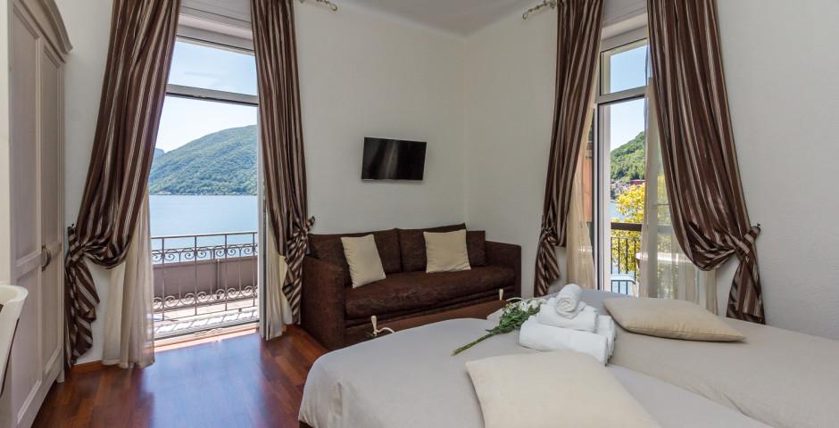 Vierbettzimmer - Seehotel Riviera
