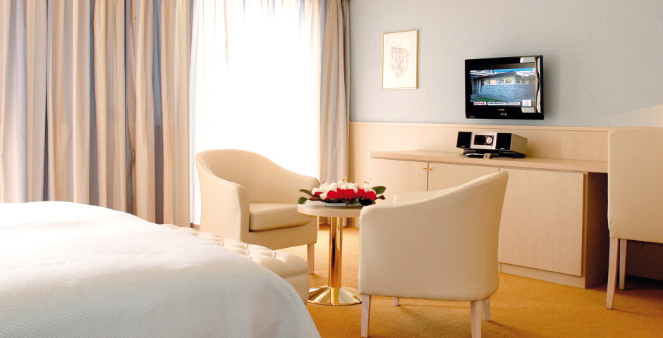 Südzimmer - Hotel Ascona