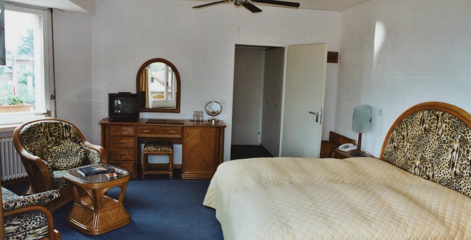 Beispiel Doppelzimmer - Hotel Sasso Boretto