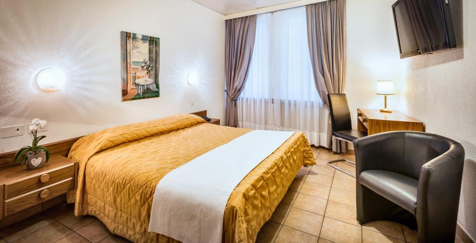 Doppelzimmer - Hôtel dell'Angelo