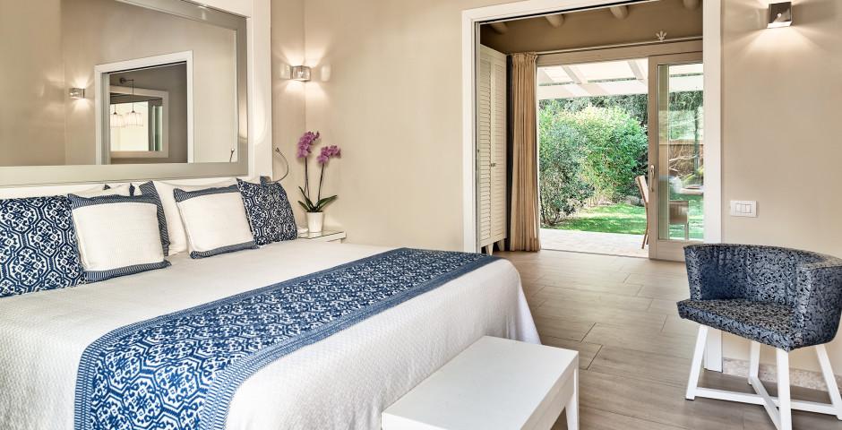 Familienbungalow Deluxe - Forte Village Resort - Hotel Bouganville