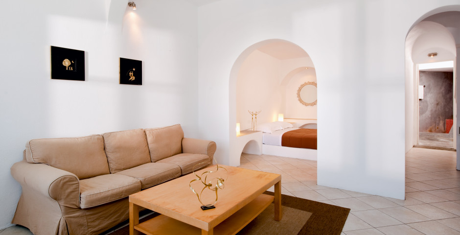 Suite mit 1 Schlafzimmer - Gorgona Villas