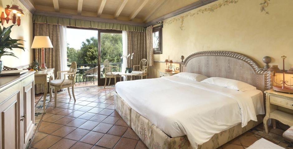 Doppelzimmer Classic - Hotel Le Palme