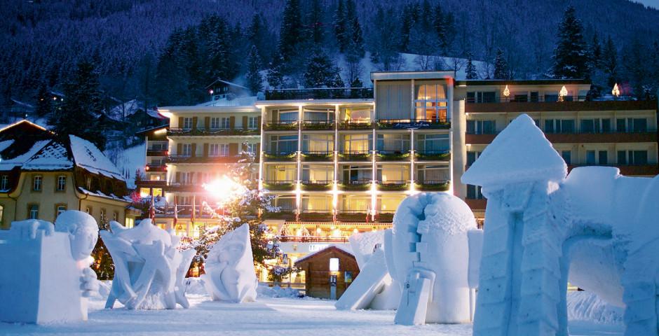 Hotel Kreuz & Post - Skipauschale