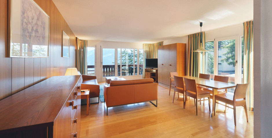 Appartement - Helvetia Intergolf - Appartements