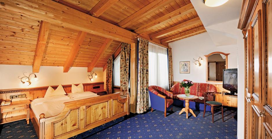 Doppelzimmer Deluxe - Das Kaltschmid Familotel Tirol - Hotel