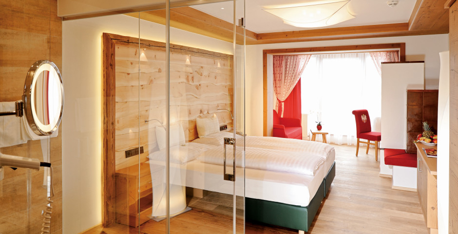 Doppelzimmer Superior - Das Kaltschmid Familotel Tirol - Hotel