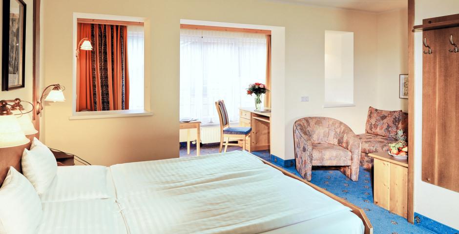 Doppelzimmer Hohe Munde - Das Kaltschmid Familotel Tirol - Hotel