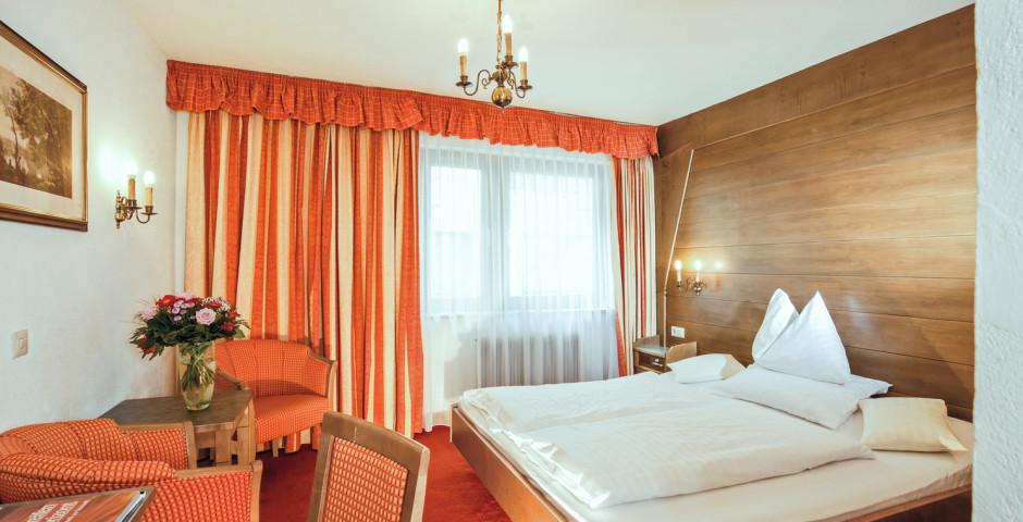 Doppelzimmer Klein - Das Kaltschmid Familotel Tirol - Hotel