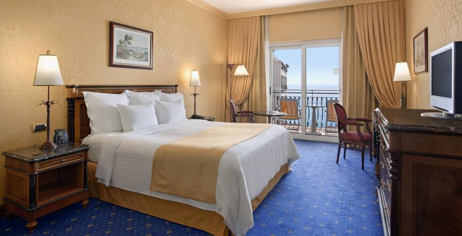 Doppelzimmer Deluxe - RG Naxos Hotel