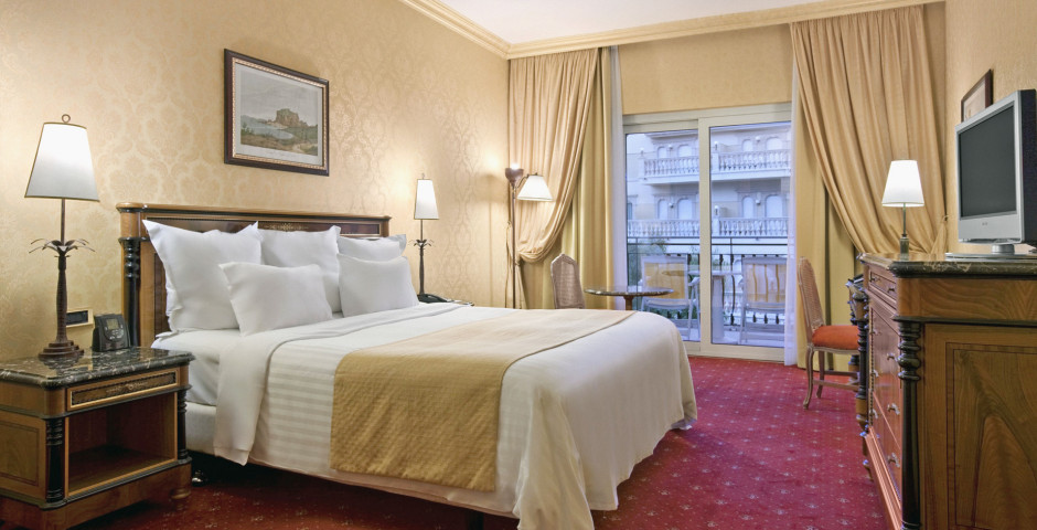 Chambre double Guestroom