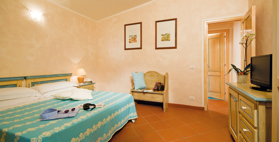 Doppelzimmer Classic - Colonna Country & Sporting Club
