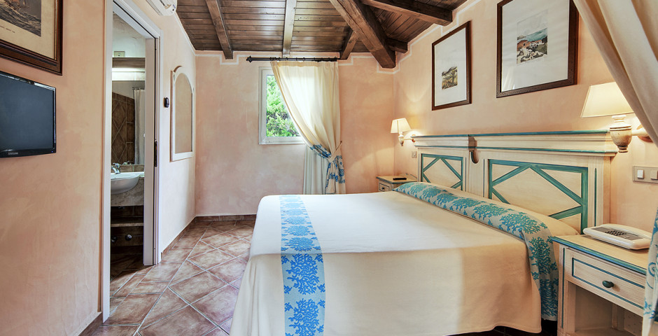 Chambre double Deluxe - Colonna Country & Sporting Club