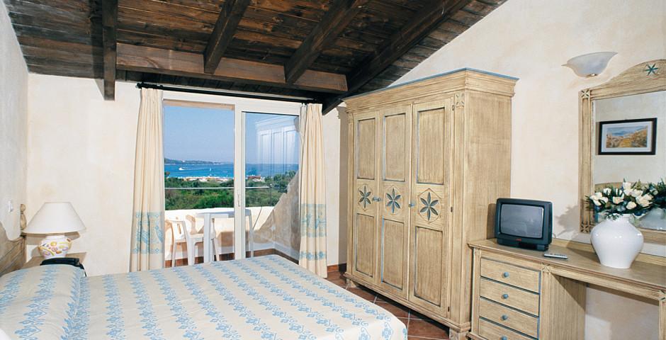 Doppelzimmer Meersicht - Colonna Beach Hotel
