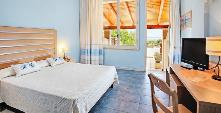 Chambre double Premium - Hôtel Club Cala della Torre