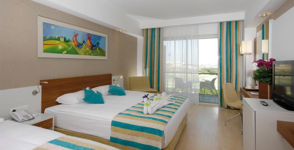 Wohnbeispiel - Sunis Evren Beach Resort & Spa