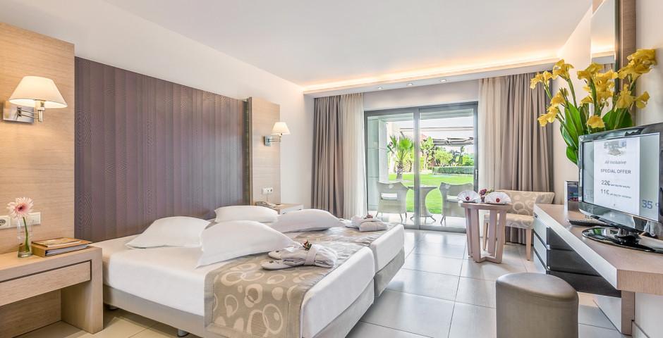 Doppelzimmer Gartensicht - Astir Odysseus Kos Resort & Spa