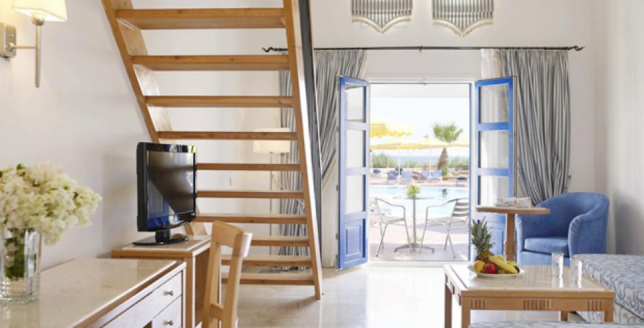 Maisonette - Mitsis Norida Beach Hotel