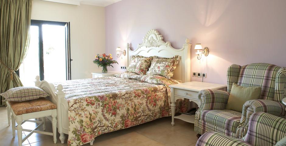 Doppelzimmer - Thalassa Hotel