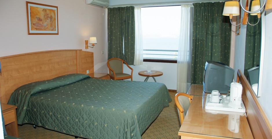 Doppelzimmer - Hotel Mediterranee
