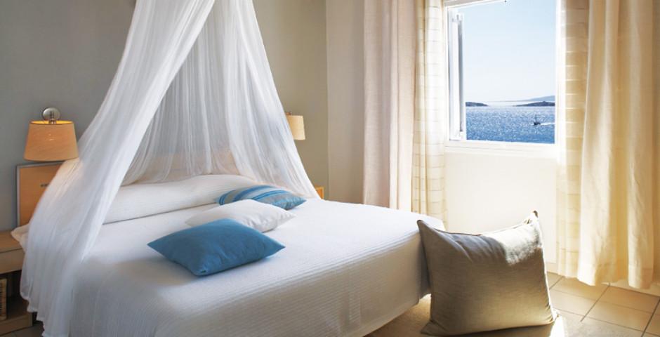 Exemple - Hôtel Porto Mykonos