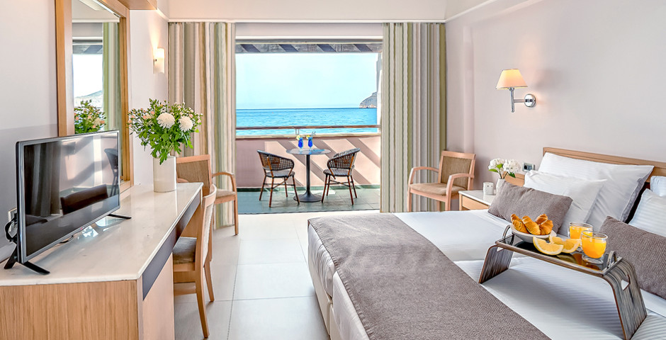Doppelzimmer - Porto Platanias Beach Resort & Spa