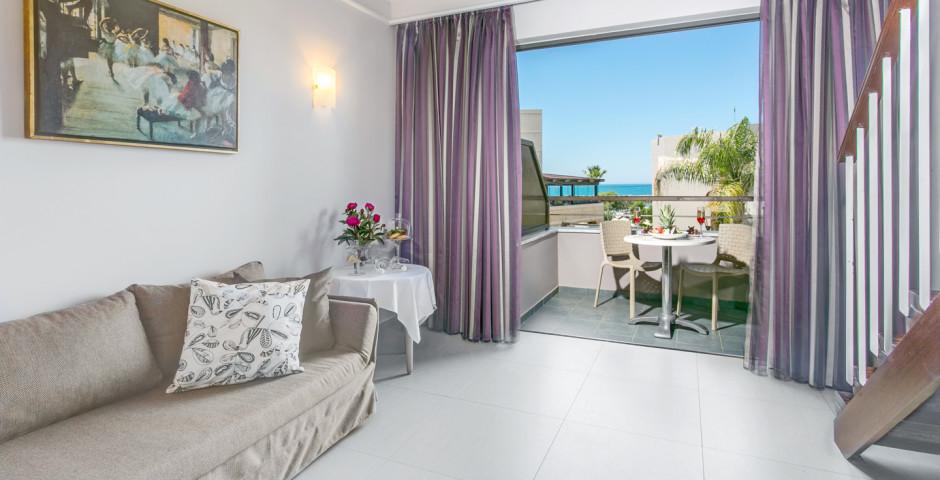 Familienzimmer Maisonette - Porto Platanias Beach Resort & Spa