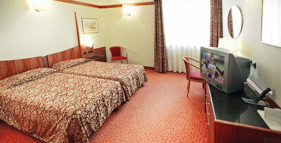 Chambre double - Hôtel Du Lac & Bellevue