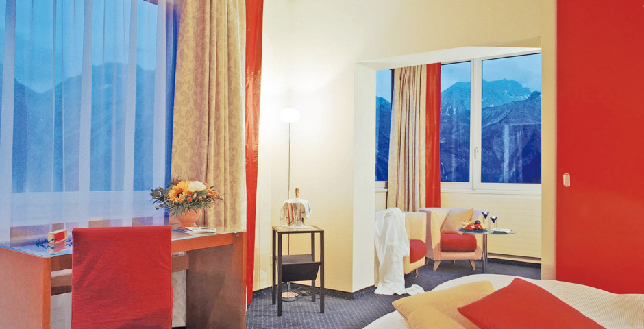 Beispiel Suite - Hotel The Excelsior Arosa