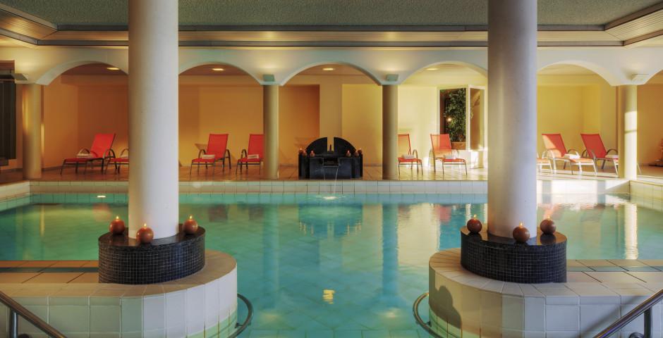 Hallenbad Villa Sassa - Villa Sassa Hotel, Residence & Spa