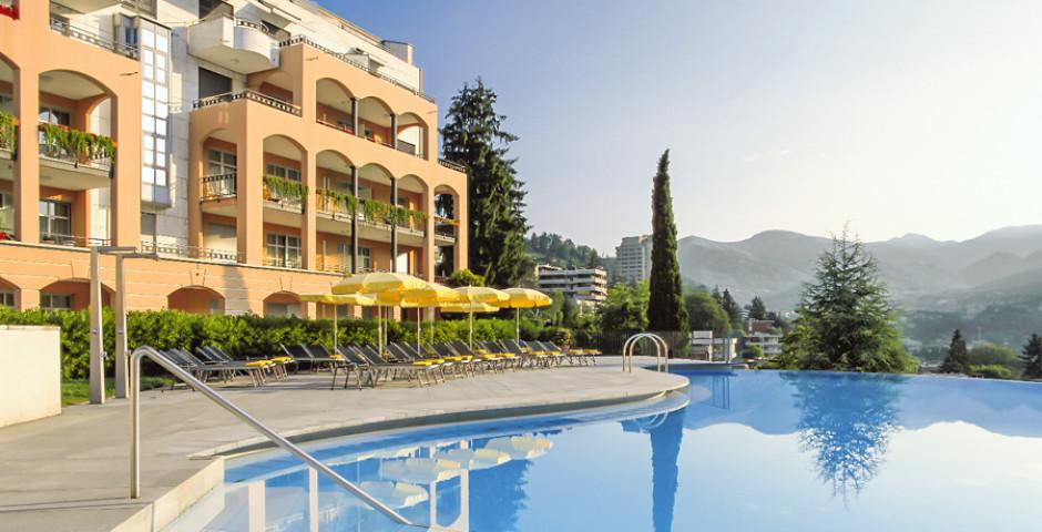 Villa Sassa Hotel, Résidence & Spa