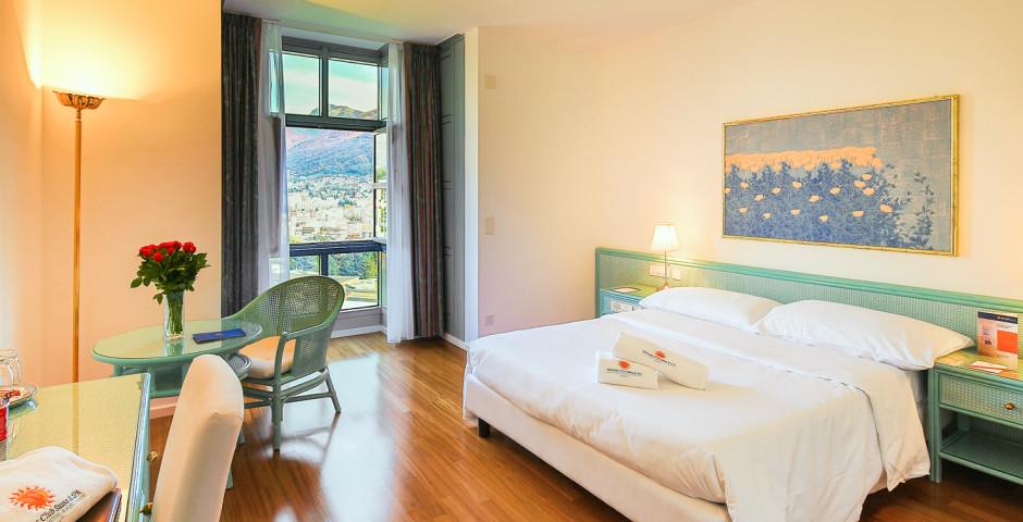 Chambre double Comfort - Villa Sassa Hotel, Résidence & Spa