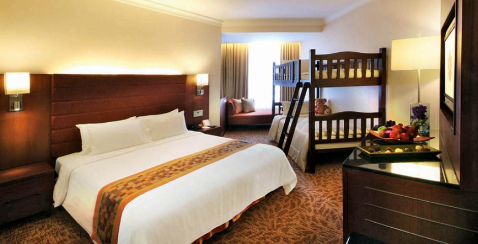 Familien-Zimmer - Hotel Rembrandt