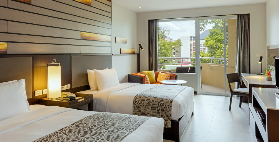 Doppelzimmer Superior - Holiday Inn Resort Phuket